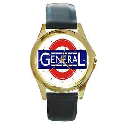 London Transport General 1930's Roundel Repro Wristwatch ***lovely Item****