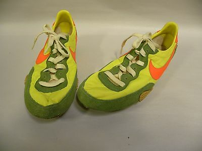 Vintage Nike Running Track Spikes Shoes Size 8 1/2
