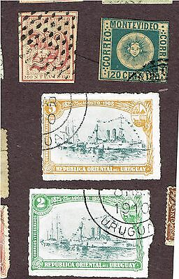 Uruguay X4 Forgery (June22,2