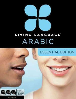 Living Language Arabic Essential Edition: Beginner [With 2 Books] by Living Lang
