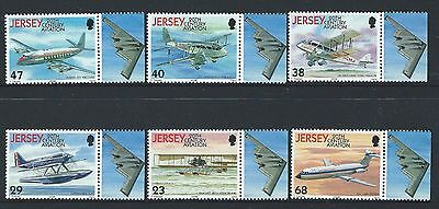 Jersey 2003 Centenary Of Powered Flight Unmounted Mint, Mnh