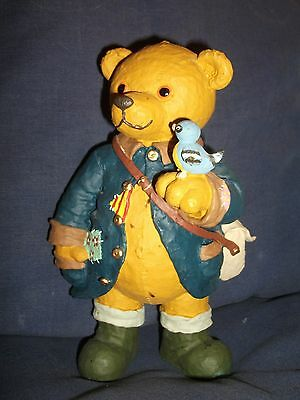 Peter Fagan/colourbox George & Me George Bear Colourway ***rare***reduced