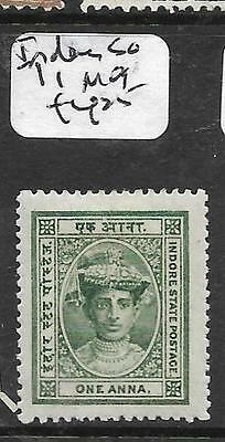 India Native State Indore (Pp0210B) Sg 11  Mog