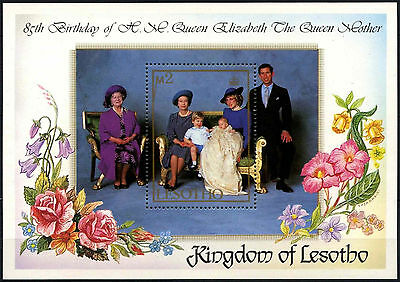 Lesotho 1985 SG#MS639 The Queen Mother MNH M/S #D40139