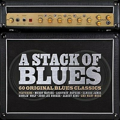 Various Artists - Stack Of Blues / Various [New CD] UK - Import