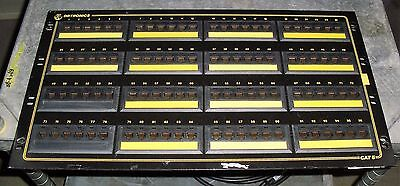 Ortronics Cat 5 OR-851004983 96 Port Patch Panel Rackmount