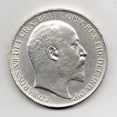 1902 Crown, Edward Vii