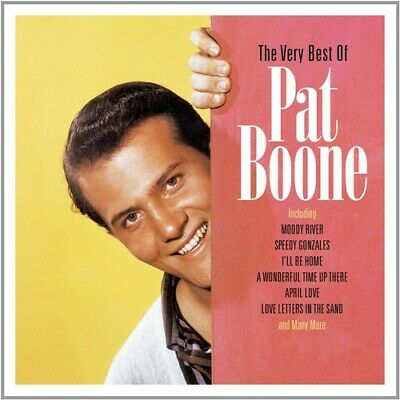 Very Best Of - 2 DISC SET - Pat Boone (2014, CD New)