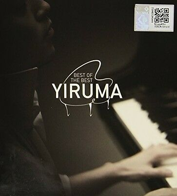Best Of The Best - 2 DISC SET - Yiruma (2014, CD New)
