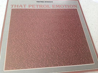 "That Petrol Emotion The Peel Sessions EP UK 12"" vinyl single"
