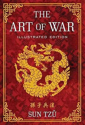 The Art of War by Sun Tzu Hardcover Book (English)