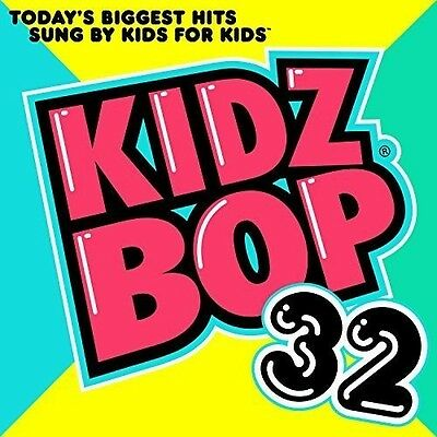 Kidz Bop Kids - Kidz Bop, Vol. 32 [New CD]