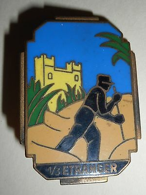 DRAGO BADGE - 1st Battalion, 3rd French Foreign Legion Regiment - Indo China 481