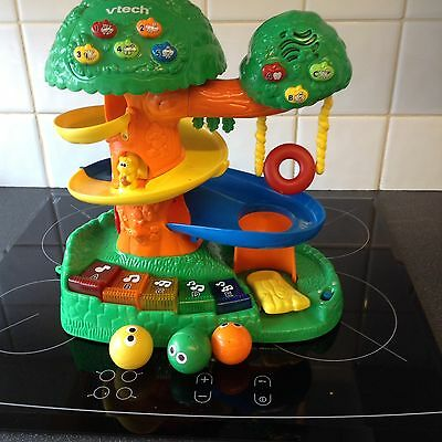 Vtech Discovery Tree House With 3 Balls