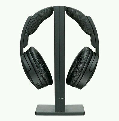 Brand New Sony MDR-RF865RK Wireless Closed Over-Ear Noise Cancelling Headphones