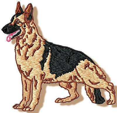 Realistic Shepherd 10 Machine Embroidery Designs Cd 2 Sizes