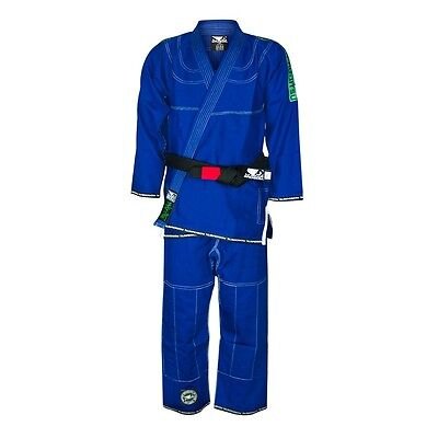 Bad Boy Competition BJJ Gi - A1 - Blue