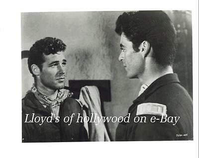 Guy Madison   Rory Calhoun Handsome Western Stars  Photograph 1954