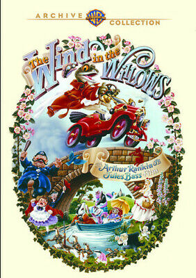 Wind In The Willows (2015, REGION 1 DVD New)