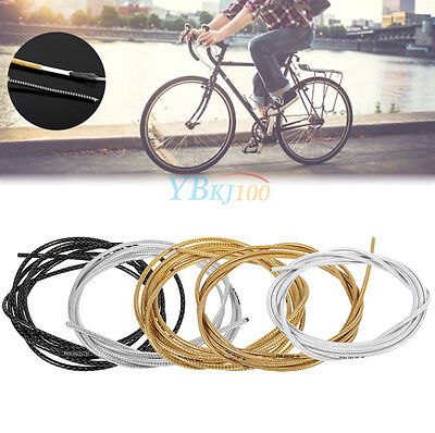 Hot MTB Road Bike Bicycle Brake/Derailleur Cable Housing Braided Line Hose 5MM
