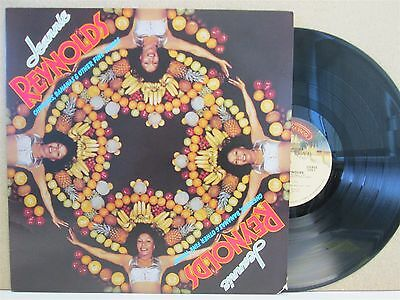 JEANNIE REYNOLDS- Cherries, Bananas & Other Fine Things LP (1976 EX) Fruit Song