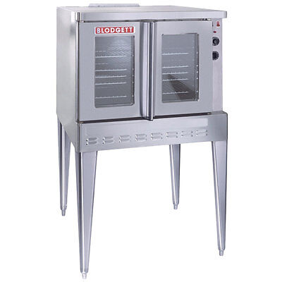 Blodgett Standard Full Size Electric Convection Oven - Sho-100-E Single