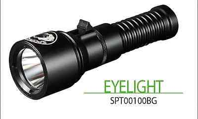 Torcia Subacquea Eyelight Led Ricaricabile Sporasub Light Torch Lampada Lamp