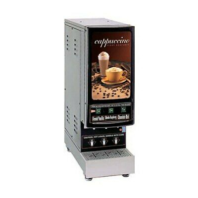 GMCW 3K-GB-LD Cecilware 3 Flavor Hot Beverage Dispenser 4lb Hopper