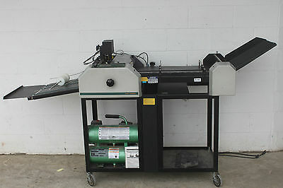Graphic Whizard Gw12000 Automatic Numbering Perforating Scoring Machine