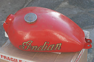 INDIAN BRAVE 250cc fuel tank petrol tank