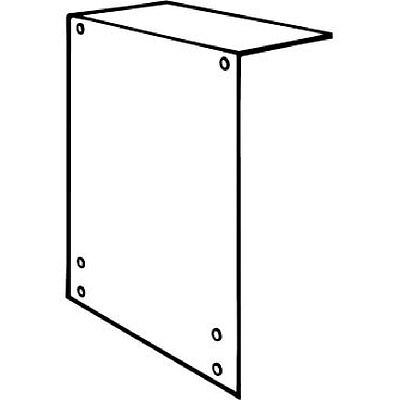 Salvajor 980105 Mounting Bracket for MRSS-LD, ARSS-2, ARSS, ARSS-LD