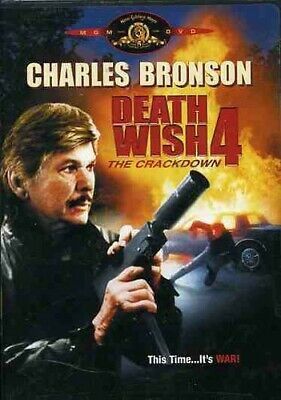 Death Wish 4: The Crackdown DVD