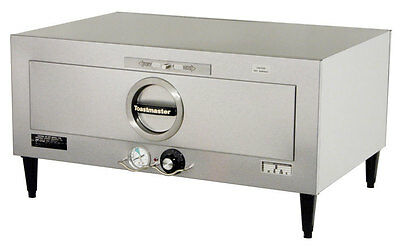 Toastmaster 3A80AT One Drawer Electric Hot Food Server Built-In Unit