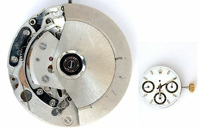 Original ETA 7750 automatic watch movement working (4695)