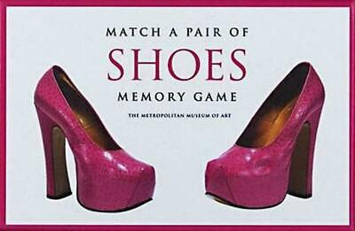 Match a Pair of Shoes Memory Game by Metropolitan Museum of Art (English) Free S
