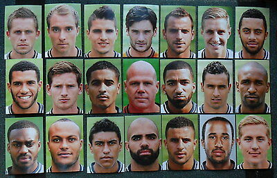 Sale!! Collection Of Tottenham Hotspur 2013-14 Football Photos 21 Portraits