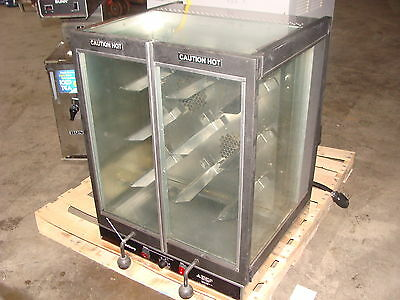 """"""" Old Hickory """" Bar-B-Q Bbq Cook / Chicken Rotisserie Oven + Clear Display Case"""