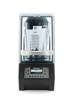 Vitamix 36019 The Quiet One® 48oz. On-Counter Bar Smoothie Blender 3 HP