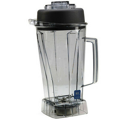 Vitamix 756 64 oz Container for Touch & Go, Bar Boss, Drink Machine