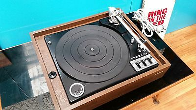 Garrard Zero 100Sb Synchronous Belt Drive Turntable