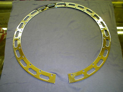 Banjo Two-Piece Flange-Plate Only Chrome Plated