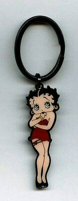 "Betty Boop ""RETIRED"" LICENSED MINI DRESS  (KEY CHAIN)  NEW not RUBBER OR PLASTIC"
