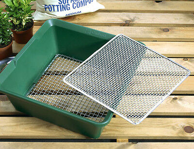 Garland Products 2 in 1 Garden Sieve Plant Pots & Trays