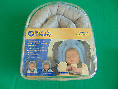 DOUBLE HEADREST Especially For Baby For Car Seat Carrier Stroller (NEW) Support