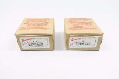 Lot 2 New Browning H 3/4 In Split Taper Bushing D549490