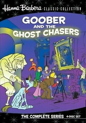 Hanna-Barbera Classic Collection: Goober and the  (2010, REGION 0 DVD New) DVD-R
