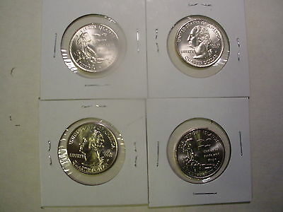 2009 US Virgin Islands P Territory Quarter - BU - Uncirculated