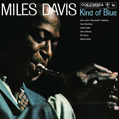 Miles Davis Kind Of Blue =Mono= Lp Vinyl 33Rpm New