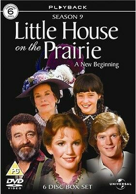 Little House on the Prairie - The Complete Series Nine (6 Disc DVD Set) Season 9