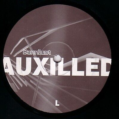 Bannlust Auxilled EP Vinyl Single 12inch NEAR MINT Craft Records